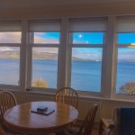 GMC View from dining table