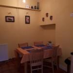 Kitchen - dining table - Jan 19